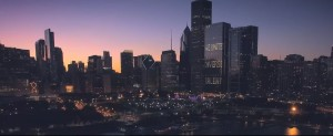 Verbluffende drone reel uit Chicago