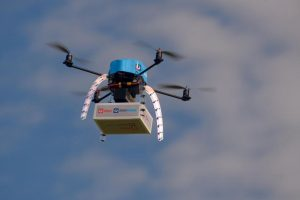 Australia Post test pakketbezorging via drones